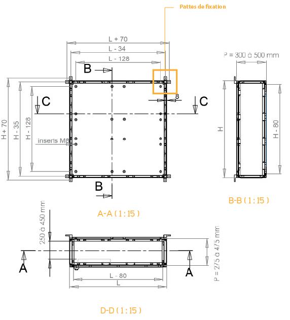 armoires coffrets polyester euro medium plan 2