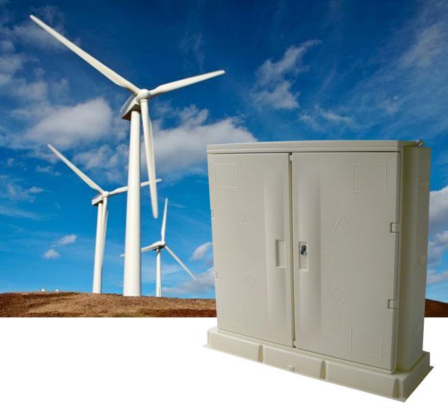 armoire photovoltaique