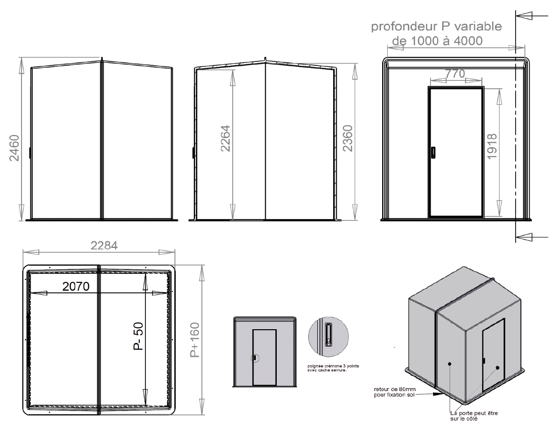 armoires coffrets polyester mega euro planFR 2