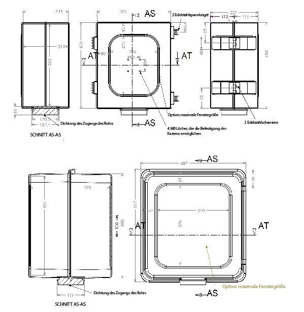 coffrets polyester coffrets instrumentation plan cdc